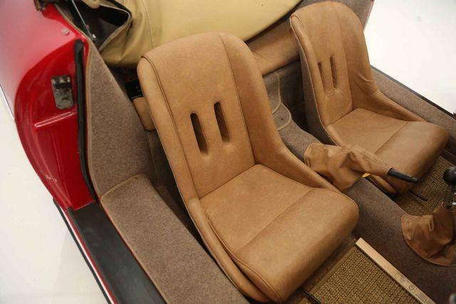 1957 Porsche 356 SPEEDESTER REPLICA Houston, Texas 20