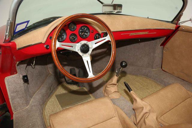 1957 Porsche 356 SPEEDESTER REPLICA Houston, Texas 22