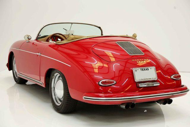 1957 Porsche 356 SPEEDESTER REPLICA Houston, Texas 8