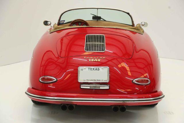 1957 Porsche 356 SPEEDESTER REPLICA Houston, Texas 9