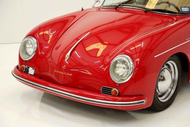 1957 Porsche 356 SPEEDESTER REPLICA Houston, Texas 5