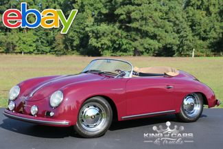 1957 Porsche 356 Speedster CONVERTIBLE BECK 271 6K MILES LIKE NEW ROADSTER in Woodbury, New Jersey 08096