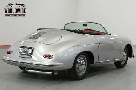 1957 Porsche SPEEDSTER REPLICA STUNNING 356 REPLICA. MANY TASTEFUL UPGRADES    Denver, CO   Worldwide Vintage Autos in Denver, CO