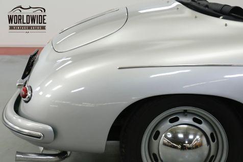 1957 Porsche SPEEDSTER REPLICA STUNNING 356 REPLICA. MANY TASTEFUL UPGRADES (VIP) | Denver, CO | Worldwide Vintage Autos in Denver, CO