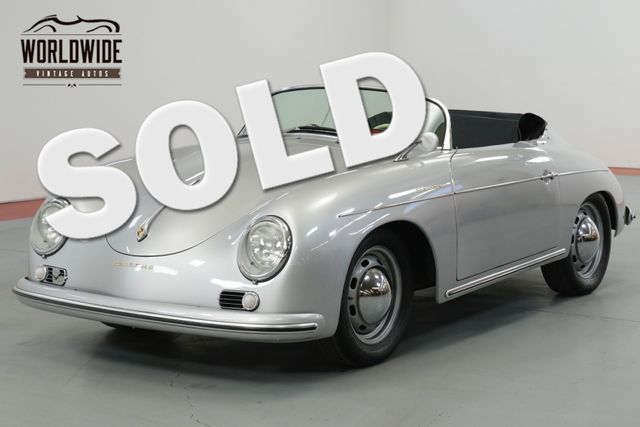 1957 Porsche SPEEDSTER REPLICA in Denver CO