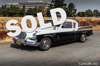 1957 Studebaker Silver Hawk    Concord, CA   Carbuffs in Concord