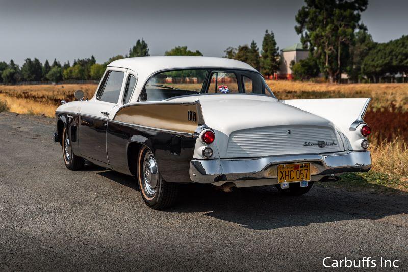 1957 Studebaker Silver Hawk    Concord, CA   Carbuffs in Concord, CA