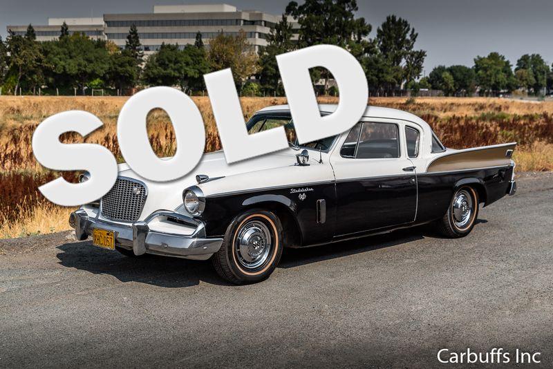 1957 Studebaker Silver Hawk    Concord, CA   Carbuffs