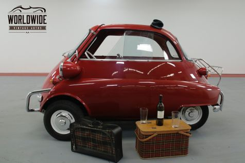 1958 BMW ISETTA 300. RESTORED. RARE COLLECTOR. COMMANDS ATTN | Denver, CO | Worldwide Vintage Autos in Denver, CO
