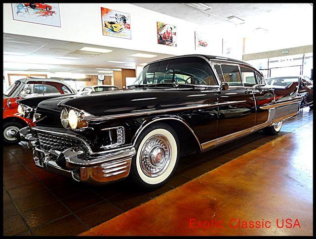1958 Cadillac Fleetwood Sixty Special La Jolla, California 10