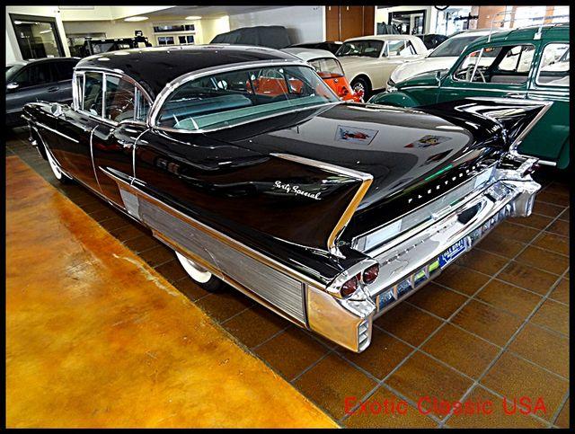 1958 Cadillac Fleetwood Sixty Special La Jolla, California 12