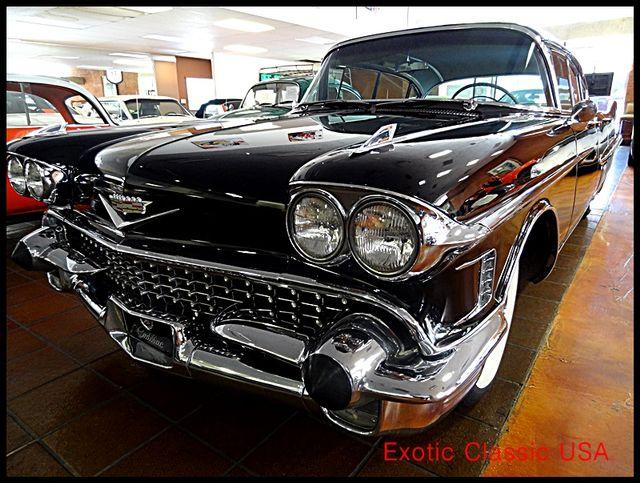 1958 Cadillac Fleetwood Sixty Special La Jolla, California 15