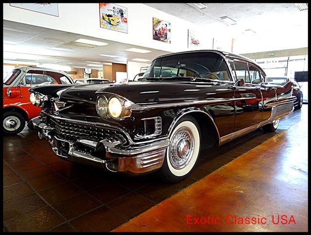 1958 Cadillac Fleetwood Sixty Special La Jolla, California 2