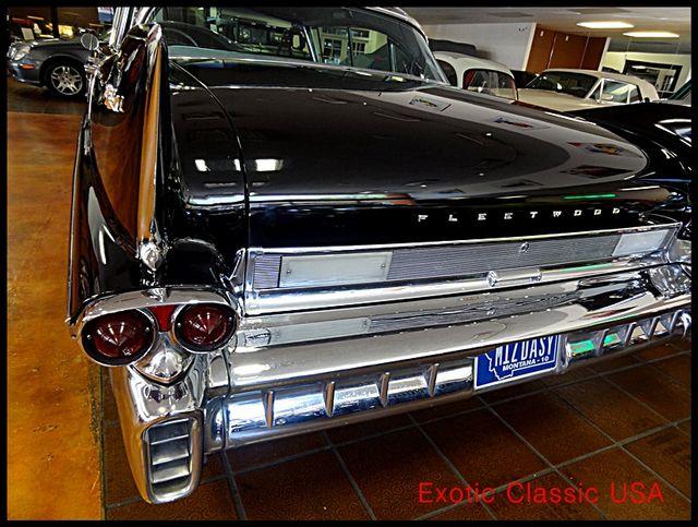 1958 Cadillac Fleetwood Sixty Special La Jolla, California 21