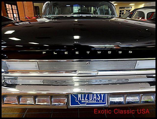 1958 Cadillac Fleetwood Sixty Special La Jolla, California 22