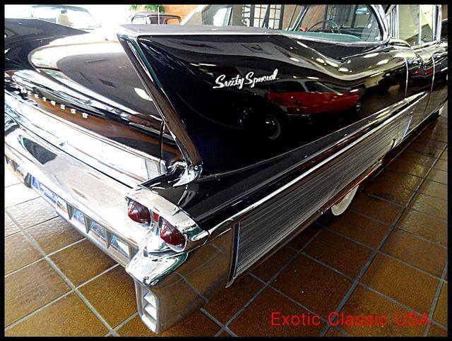 1958 Cadillac Fleetwood Sixty Special La Jolla, California 24