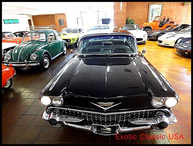 1958 Cadillac Fleetwood Sixty Special La Jolla, California 3
