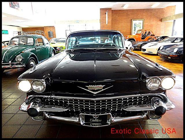 1958 Cadillac Fleetwood Sixty Special La Jolla, California 4