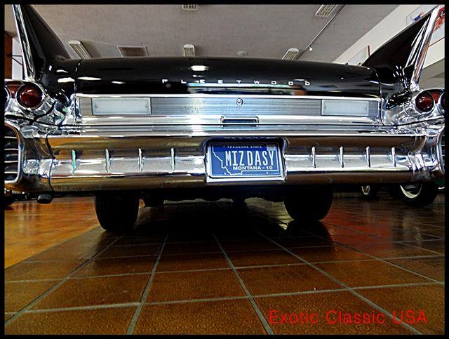 1958 Cadillac Fleetwood Sixty Special La Jolla, California 45