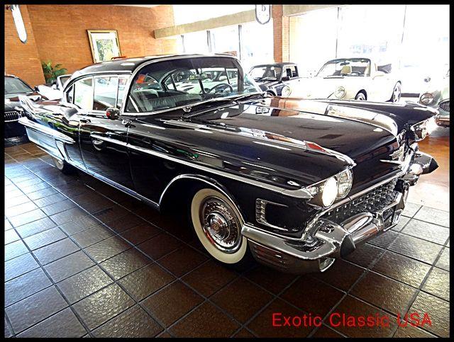 1958 Cadillac Fleetwood Sixty Special La Jolla, California 5