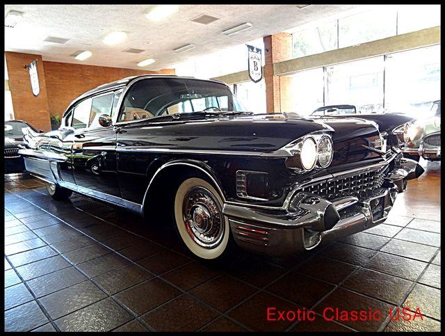 1958 Cadillac Fleetwood Sixty Special La Jolla, California 7