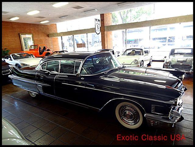 1958 Cadillac Fleetwood Sixty Special La Jolla, California 8