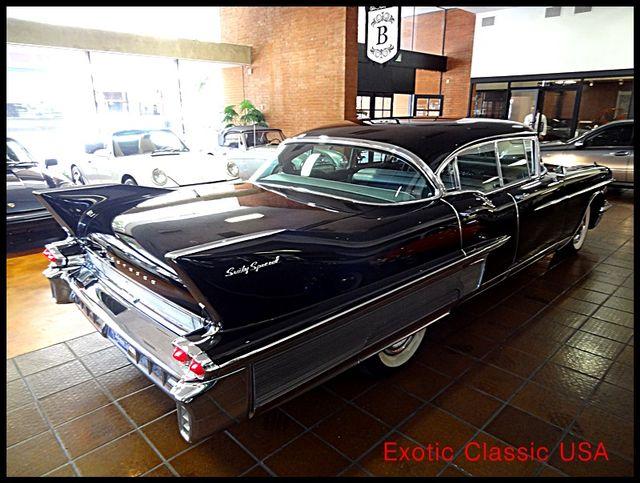 1958 Cadillac Fleetwood Sixty Special La Jolla, California 9