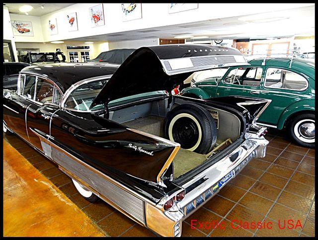 1958 Cadillac Fleetwood Sixty Special La Jolla, California 80