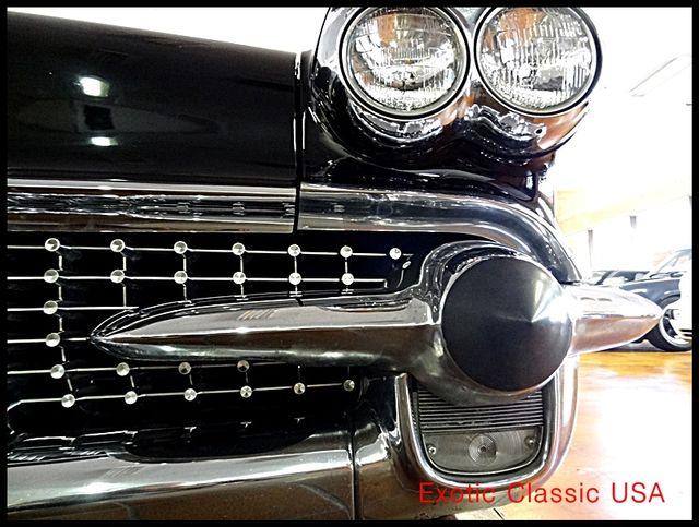 1958 Cadillac Fleetwood Sixty Special La Jolla, California 86