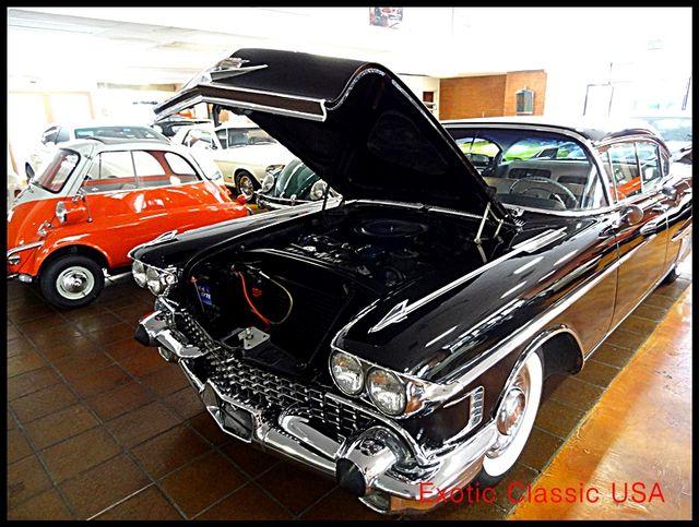 1958 Cadillac Fleetwood Sixty Special La Jolla, California 93