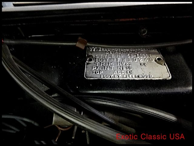 1958 Cadillac Fleetwood Sixty Special La Jolla, California 99