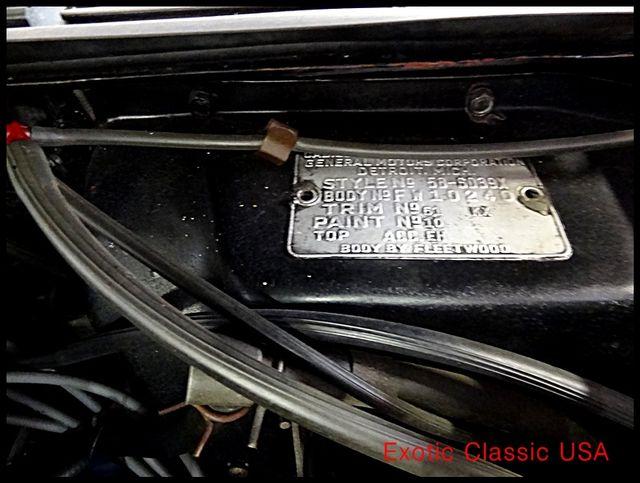1958 Cadillac Fleetwood Sixty Special La Jolla, California 100