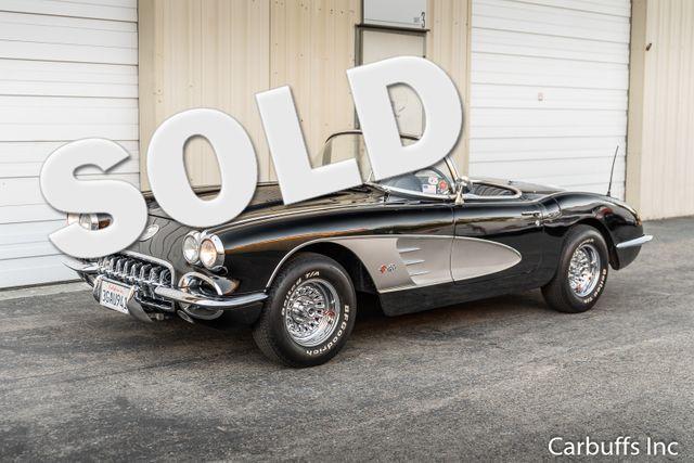 1958 Chevrolet Corvette    Concord, CA   Carbuffs in Concord