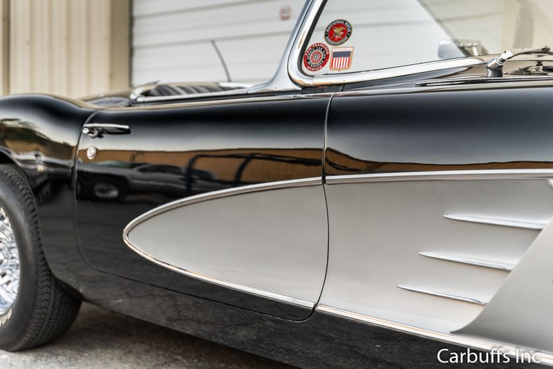1958 Chevrolet Corvette  | Concord, CA | Carbuffs in Concord, CA
