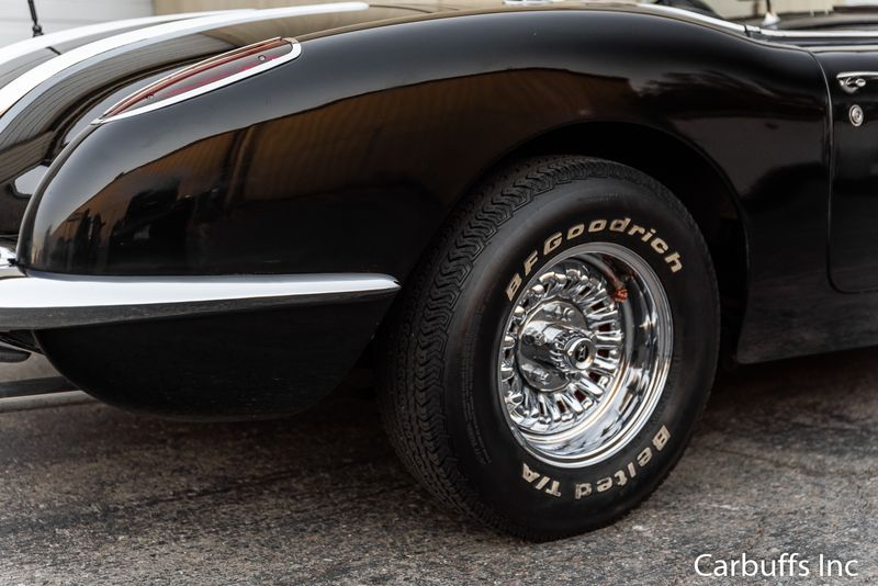 1958 Chevrolet Corvette  | Concord, CA | Carbuffs in Concord, CA