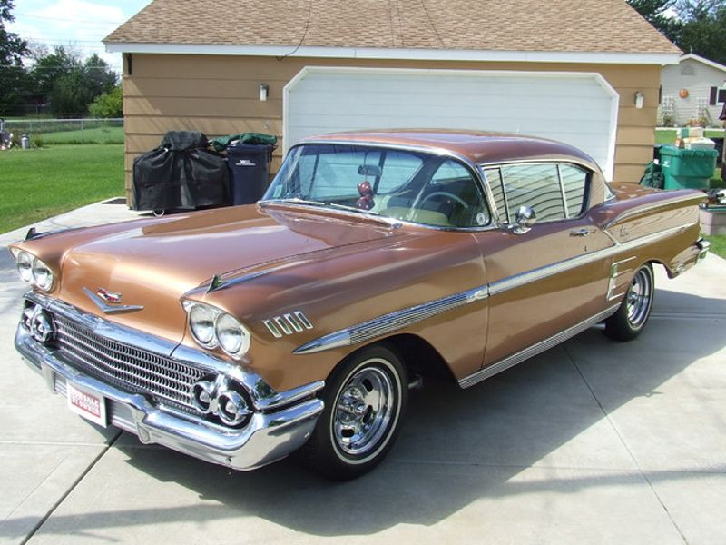1958 Chevrolet Impala  | Mokena, Illinois | Classic Cars America LLC in Mokena Illinois