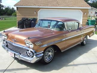 1958 Chevrolet Impala    Mokena, Illinois   Classic Cars America LLC in Mokena Illinois