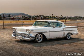 1958 Chevy Impala    Concord, CA   Carbuffs in Concord
