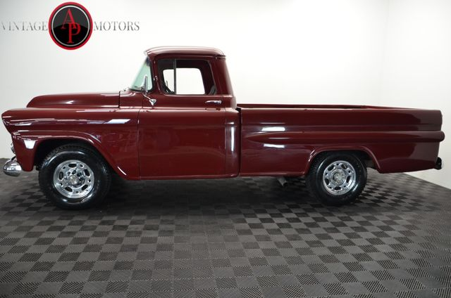 1958 Chevrolet 3600 V/8 AUTOMATIC TRANSMISSION FLEETSIDE