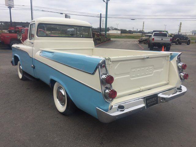 1958 Dodge Sweptside D100 in Boerne, Texas 78006