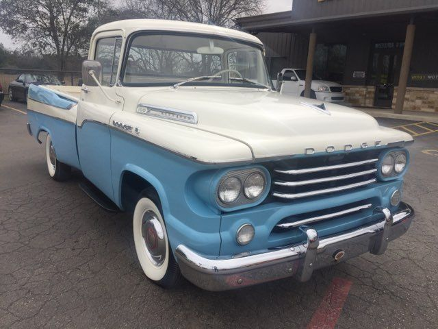 1958 Dodge Sweptside D100 in Boerne, Texas 78006