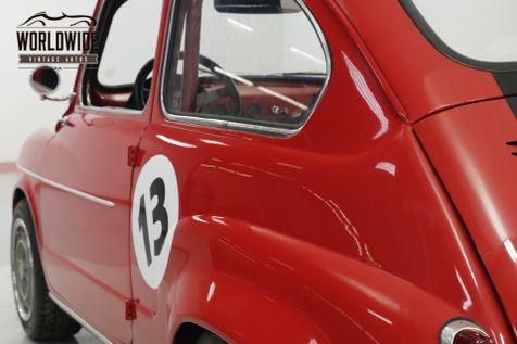 1958 Fiat 600 TURBO $35K+ BUILD MAGAZINE CAR COIL 4W DISC   Denver, CO   Worldwide Vintage Autos in Denver, CO