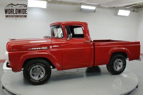 1958 Ford F100 RESTORED ,V8, 351,AUTO HOT ROD  | Denver, CO | Worldwide Vintage Autos in Denver, CO