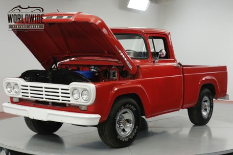 1958 Ford F100 RESTORED ,V8, 351,AUTO HOT ROD  | Denver, CO | Worldwide Vintage Autos in Denver, CO