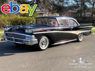 1958 Ford Fairlane 500 HARDTOP FORD 352 AUTO EXCELLENT DRIVER MUSTSEE in Woodbury, New Jersey 08093
