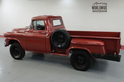 1958 GMC 100 RESTORED.RARE. GMC NAPCO! ORIGINAL 4X4!   Denver, CO   Worldwide Vintage Autos in Denver, CO