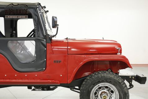 1958 Jeep CJ6 WILLYS 1K MILES ON BUILD RARE LIFT CJ5 CJ7  | Denver, CO | Worldwide Vintage Autos in Denver, CO