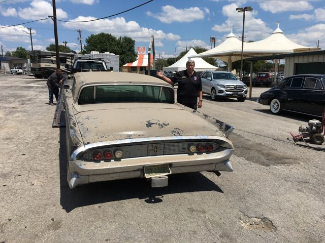 1958 Lincoln Continental Mark III Mark 3 San Antonio, Texas 11