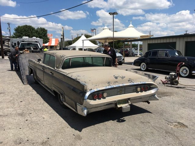 1958 Lincoln Continental Mark III Mark 3 San Antonio, Texas 13