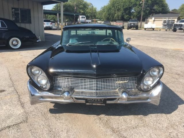 1958 Lincoln Continental Mark III Mark 3 San Antonio, Texas 3